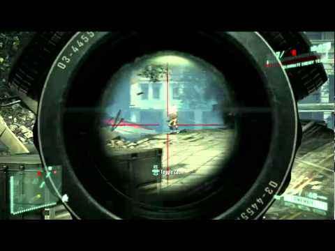 Русский трейлер мультиплеера Crysis 2   Новые игры, новинки игр, 2011, 2010, обзор игр
