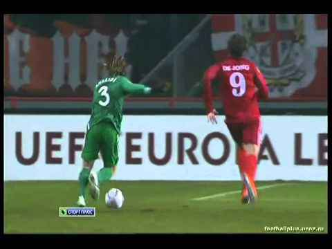 Твенте - Рубин (2 : 2). Лига Европы. Обзор матча