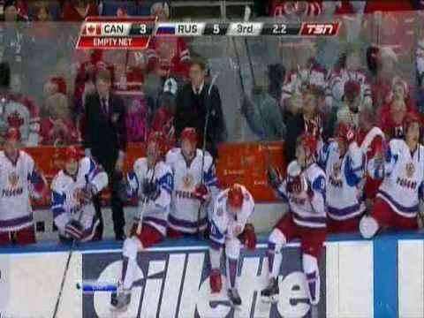 Хоккей, Финал 2011, Россия-Канада Ч. Мира U20 / Canada vs Russia 2/2
