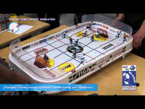 Настольный хоккей-Table hockey-Helsinki-2010-11-LAMPI-GALUZO-Game6-comment-OSTERMAN