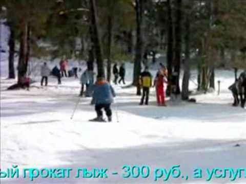 Зимний отдых в Архызе 2010