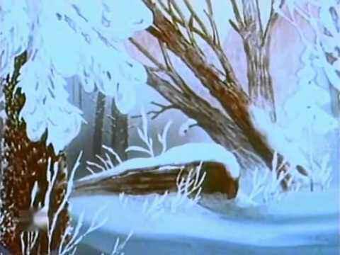 Серая шейка - Союзмультфильм, 1948 1 из 2.avi