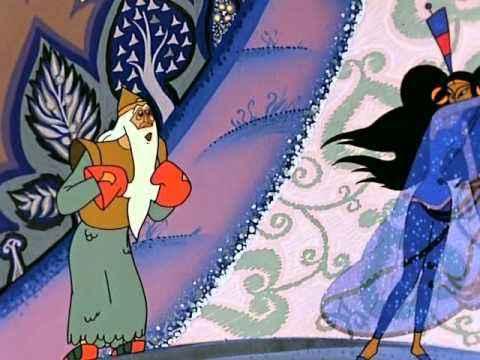 Сказка о золотом петушке   Союзмультфильм, 1967 2 из 2