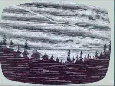 Веселая Карусель, выпуск 03 - советские мультфильмы
