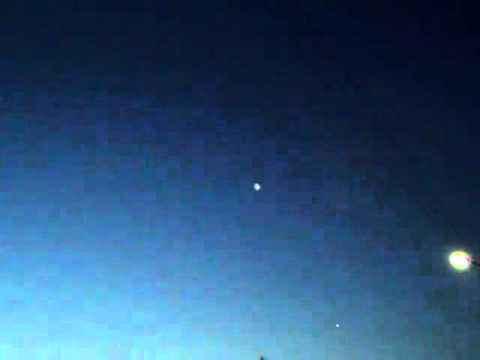 нло. Новосибирск 28.01.2011. ufo