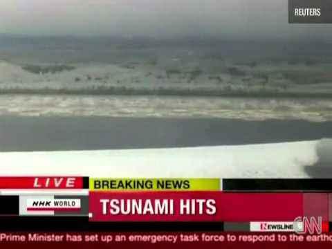 НЛО (11.03.2011. Цунами в Японии. Землетрясение)