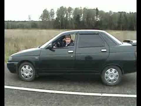 пародия на top gear ВАЗ 2110