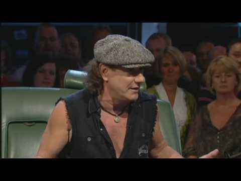 Top Gear - Brian Johnson Interview   Lap