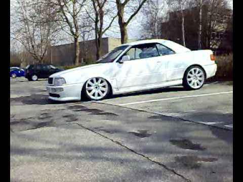 Audi Cabrio Airrider