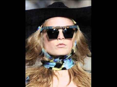 Fashion glasses 2011 (модные очки 2011)