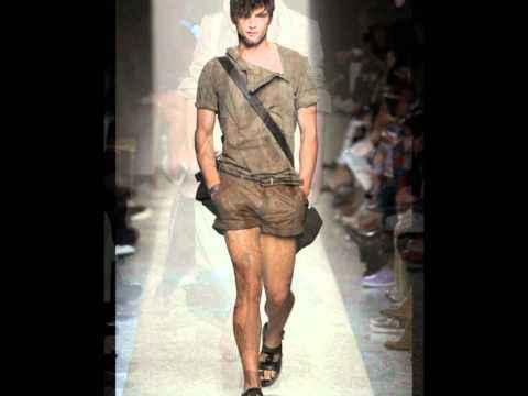 Ч.1. ЦВЕТ Тенденции мужской моды весна-лето 2011