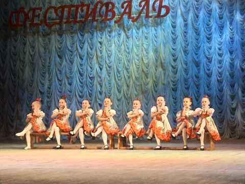 танец Валенки фестиваль  Красота Мода Музыка 2011 год