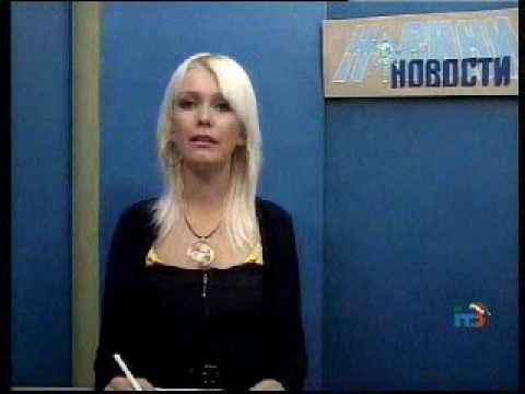Диктор Ильичевского ТВ ИТ-3 (инопланетяне, прикол)