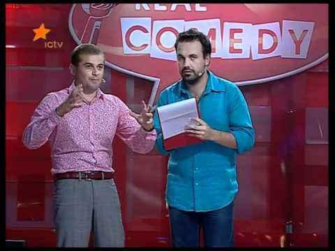 Real Comedy - Дуэт имени Чехова - Анкетирование на улице