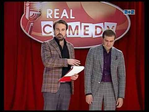 Real Comedy - Дуэт имени Чехова - Съёмки Битвы Экстрасенсов