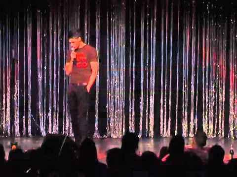 Talentschmiede im Quatsch Comedy Club in Berlin 2011 - Pogo