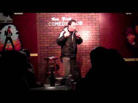 MARC ZAKARIN- New York Comedy Club - 2011