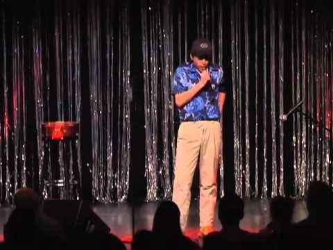 Andy Anderson Brettschneider Quatsch Comedy Club Talentschmiede 11.2.2011