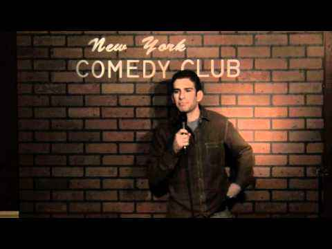 Will Julian @ New York Comedy Club - January 14, 2011