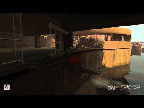 Война с ментами в GTA4 720p.wmv