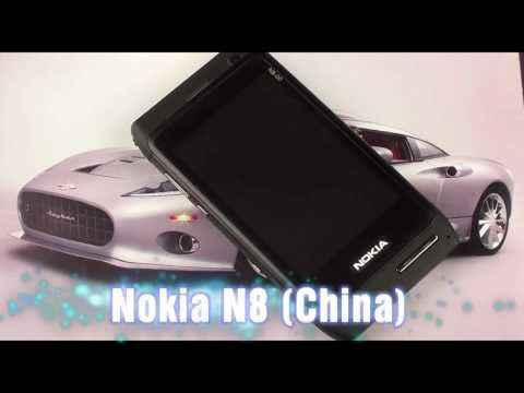 Китайский Nokia N8 - видеообзор от Globex-china.ru