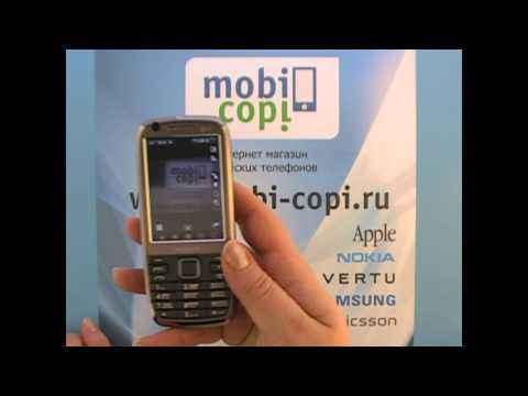 Обзор китайского Nokia E71 Java