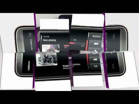 Nokia 5530 xpressmusic - видео обзор нокиа 5530 Video-shoper.ru