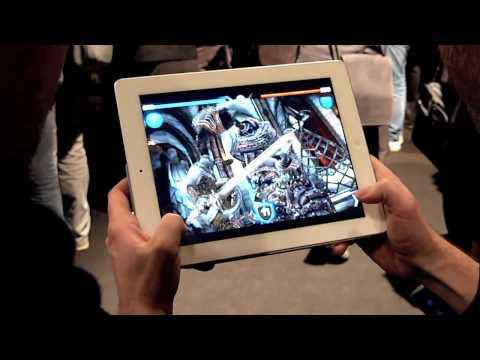 Apple iPad 2 Hands On - Deutsch