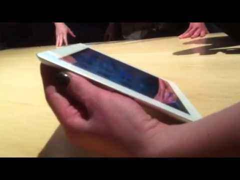 Erste Eindr?cke von Apple iPad 2