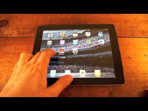 iPad 2 Official Unboxing And Review! Facetime,iOS 4.3, Smartcover!