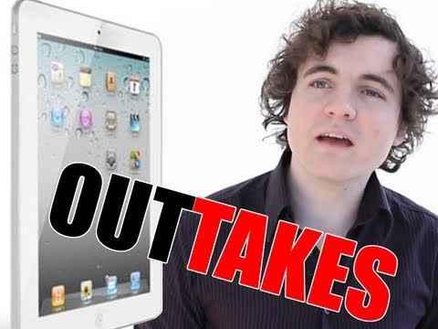 iPad 2 PARODIE (flyPad) - Outtakes