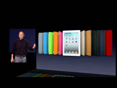 Apple announces iPad 2