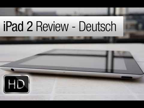 iPad 2 Review HD - DEUTSCH