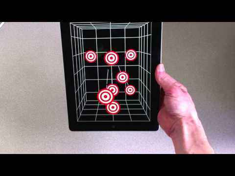 Head Tracking for iPad: Glasses-Free 3D Display