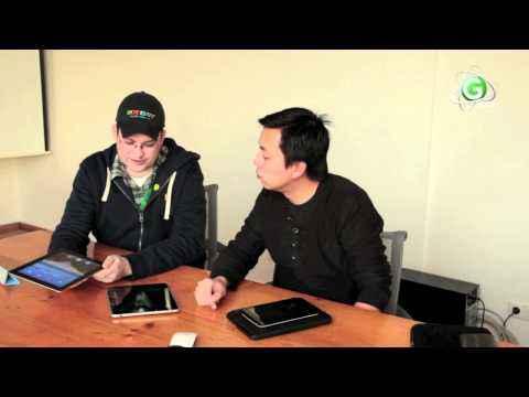 GIGA Tech / Thema: Das iPad 2! (Teil 1/2)